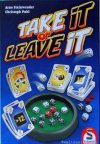 Take it or Leave it, 2-5 Spieler, ab 8 Jahren, ca. 30 Minuten